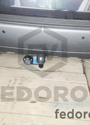 Установка Фаркопа На Легковой Автомобиль Hyundai Киев Fedorov