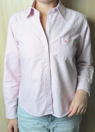 Крутая рубашка daniel hechter  акция 1+1= 3