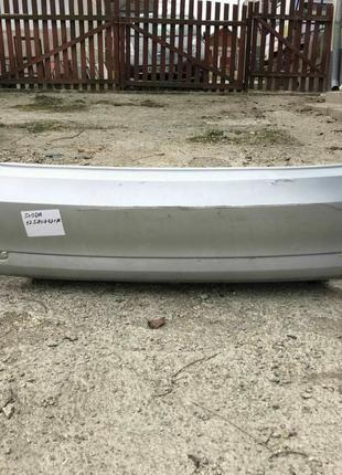 Бампер задний Skoda Octavia 2 (A5 1Z) 2005-2011 (125807421F)