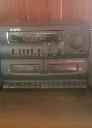 Музыкальный центр SONY CFS-W455L