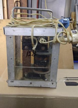 Трансформатор с 220 В на 12 В