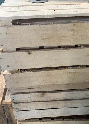 Ящик деревяний для яблук