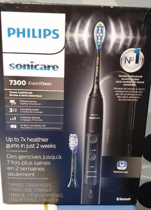 Элетр. зубная щетка Philips Sonicare ExpertClean HX9610 Bluetooth