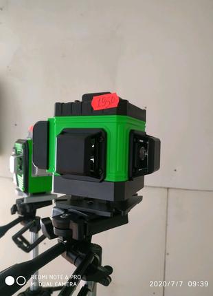 Лазерный уровень. Нивелир Clubiona IE12S 360° 12