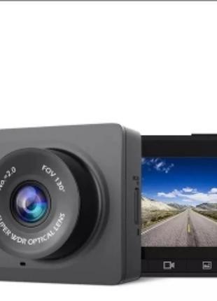 Видеорегистратор Xiaomi Yi Smart Dash Camera Full HD Avto регистр