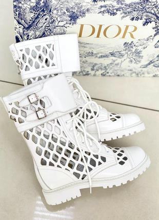 Летние ботинки d-trap ankle boot🐝