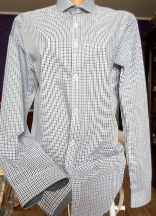 Мужская рубашка cedar wood state ( slim fit )