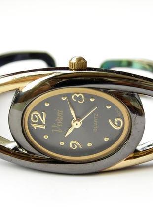 Vivani by accutime часы из сша мех. japan sii