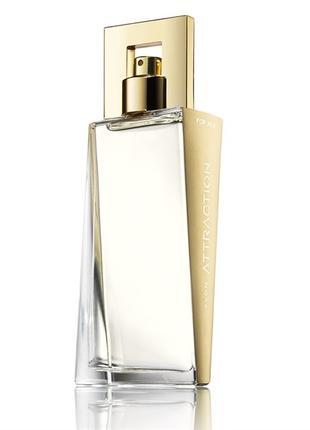 Женская парфюмированная вода Attraction эйвон