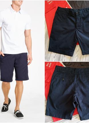 Классические синие мужские шорты Sportscraft р.32\48-50\М оригина
