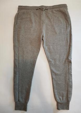 Утеплённые спортивные штаны мужские