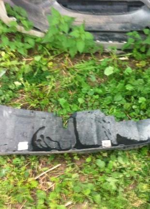 Юбка губа заднього бампера Honda CRV RE 3-7 2007-2012