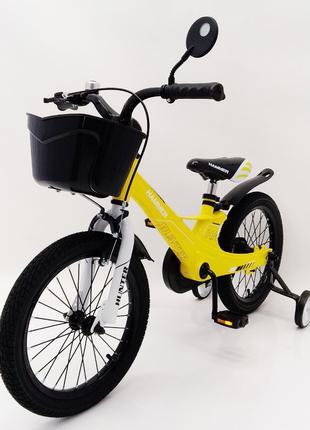 Детский велосипед 1650 D Hammer Hunter магниевая рама 16 дюймов