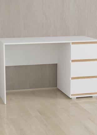 Стол компьютерный на 3 ящика