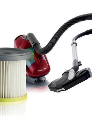 Фильтр цилиндрический для пылесоса Philips HEPA FC8047/01