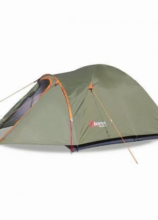 Палатка туристическая Abarqs MALWA-3A GREEN