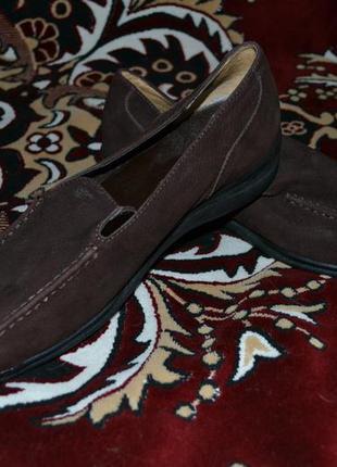 Туфли-мокасины footglove(marks&spencer)