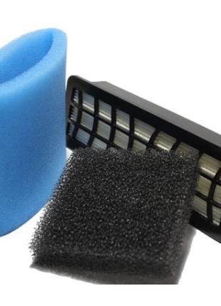 Комлект из 3-х фильтров для пылесоса Zelmer 919