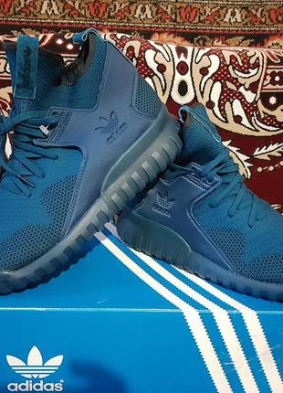 Кроссовки adidas tubular x pk