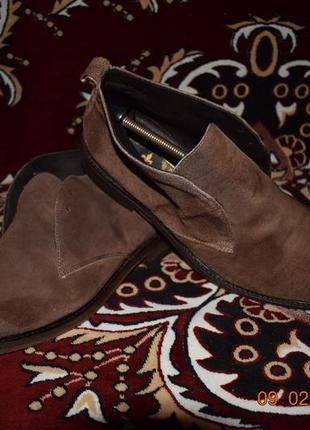 Ботинки демисезонные giuseppe maurizio