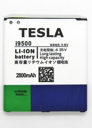 Усиленный  Акб  TESLA SAMSUNG  I9500 Galaxy s4    качество.