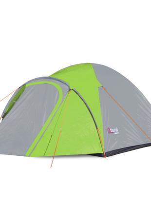 Палатка туристическая Abarqs MALWA-3A GRAY