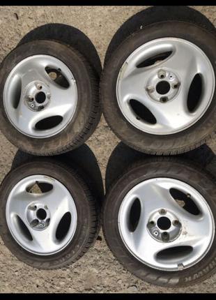 Диски R14, 4*100, et49, 5.5J, dia 56.6, Opel,Deawoo,