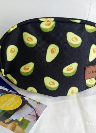 Бананка сумка на пояс , поясная сумочка bagland  . сублимация ...