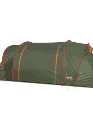 Палатка туристическая Abarqs GOBI-4B GREEN