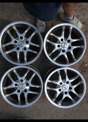 Диски R16, 5*120, et18, 7.5J, dia74.1, BMW.