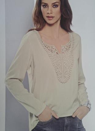 Туника блуза в романтическом стиле