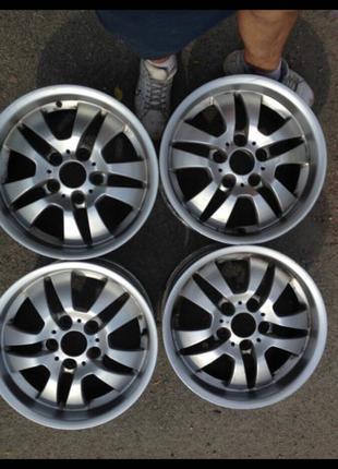 Диски R16, 5*120, et34, 7J, dia72.6, BMW,WV-T5