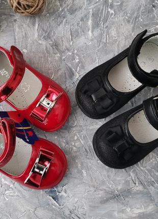 Туфельки для маленьких девочек