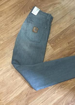 Крутейшие джинсы от carhartt wip klondike pant
