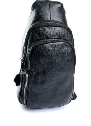 Мужская сумка із натуральной кожи