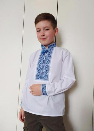 Вишита сорочка для хлопчика / Вышитая рубашка для мальчика