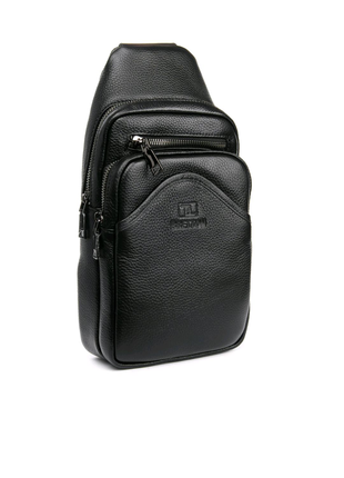 Рюкзак городской кожаный