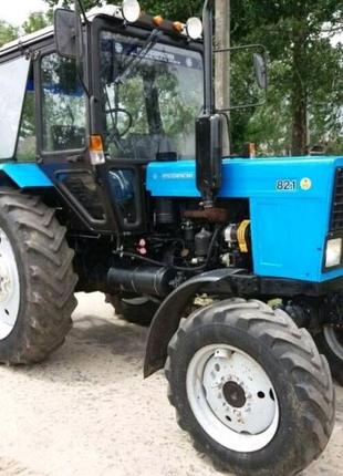 Б/у трактор 2015 года выпуска Белорус Мтз 82.1
