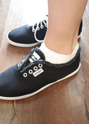 Кроссовки кеды женские распродажа остатков + подарок носки к к...
