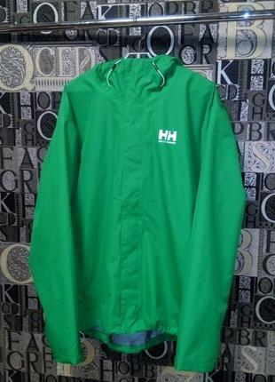 Helly hansen мембранная куртка