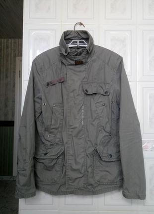 Милитар куртка g star