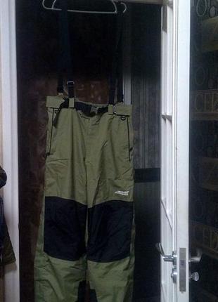 Мембранные штаны трекинговые himalaya outdoor|рип стоп