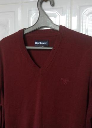 Barbour свитер из новых коллекций
