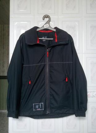 Musto # 1 крутая трекинговая куртка ветровка для трекинга яхтинга