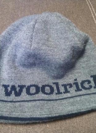 Woolrich оригинальная шапка
