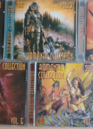 "CD-диски ""Romantic Collection"""