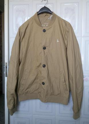 Jack wills куртка бомбер мужская