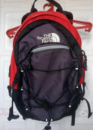 The north face borealis трекинговый рюкзак