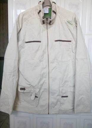 Adidas милитари куртка