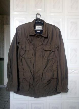 Geox respira милитари куртка